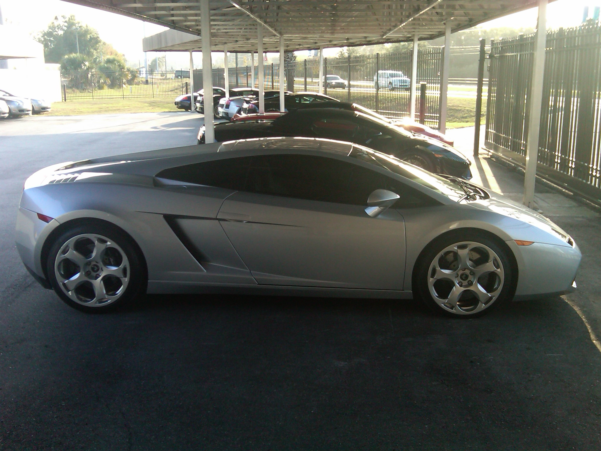 picture of 2004 Lamborghini Gallardo